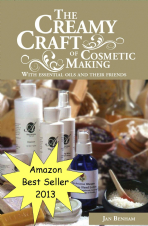 e book - The Creamy Craft of Cosmetic Making